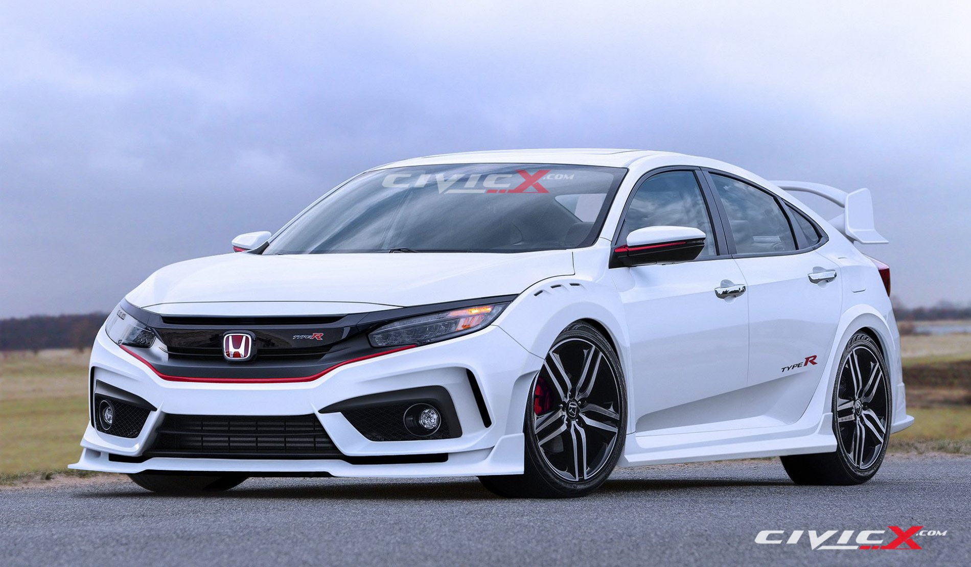 la prochaine honda civic type r est en route plan te. Black Bedroom Furniture Sets. Home Design Ideas