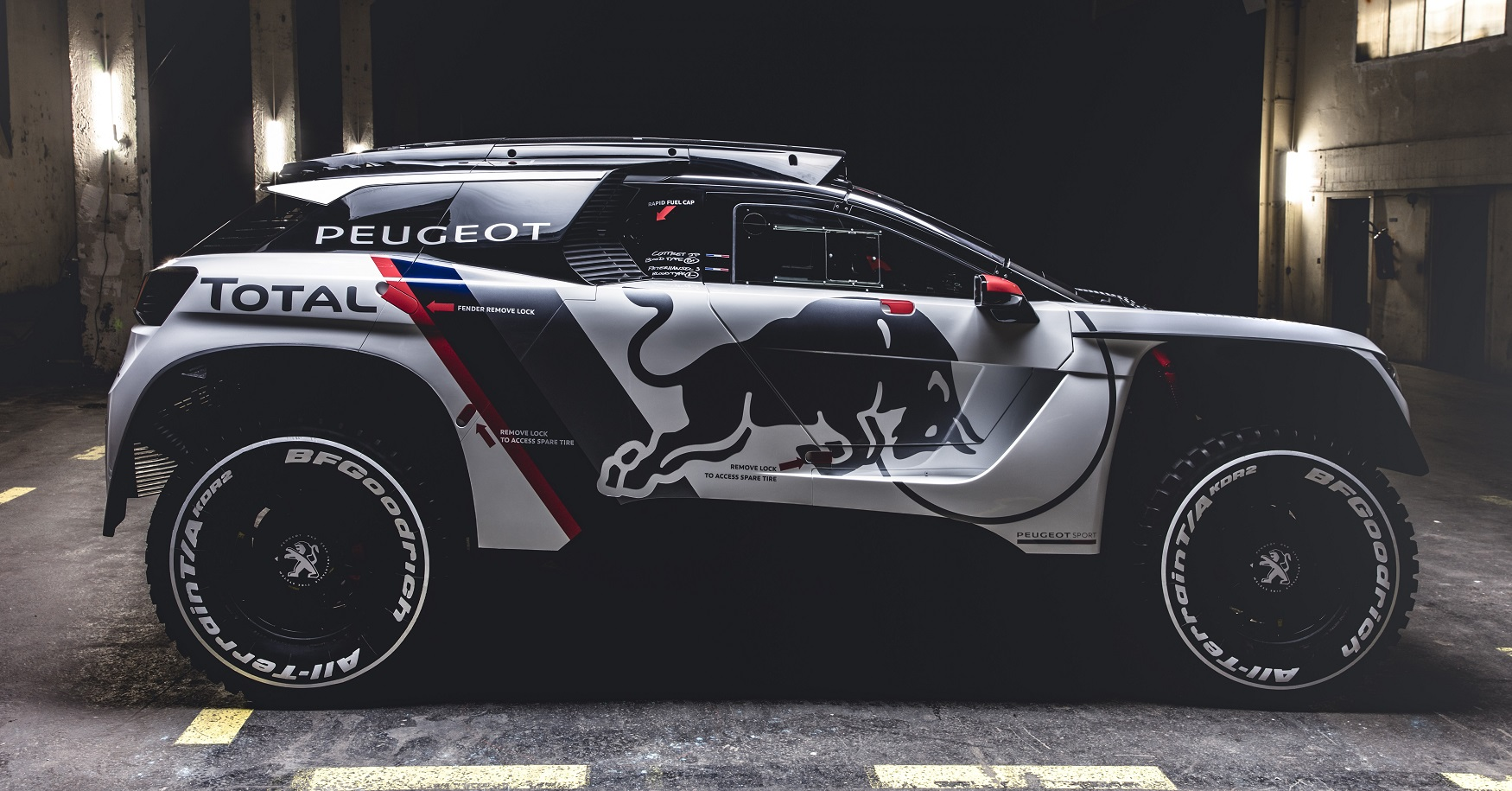 peugeot-3008-DKR-photos-video-rallye-dakar