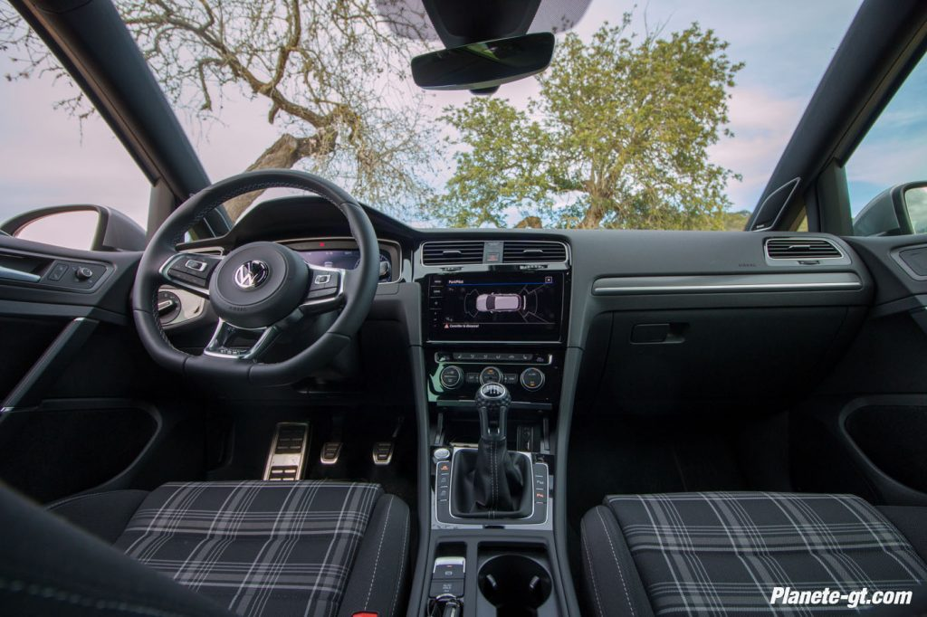 Interieur golf 7 gtd 28 images vw golf 7 gtd golf 7 for Interieur golf 7